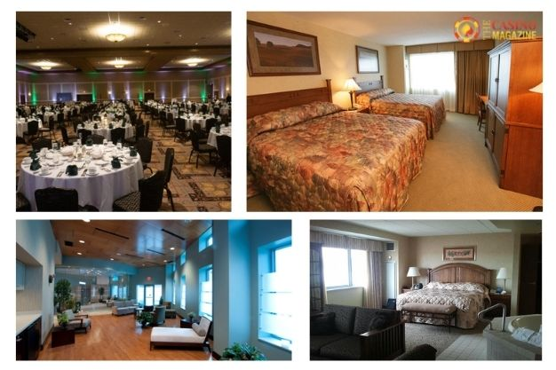 What Does The Grand Casino Hinckley Offer As Amenities